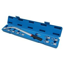 Universal belt tensioner wrench set