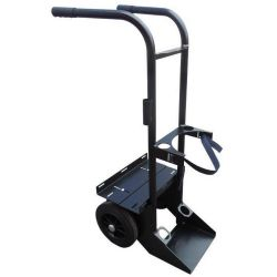 Trolley for TIG ALFIN T, AC/DC, adjustable shelf
